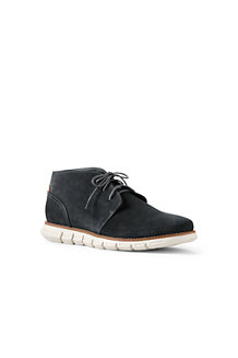 Men's Casual Comfort Suede Boots