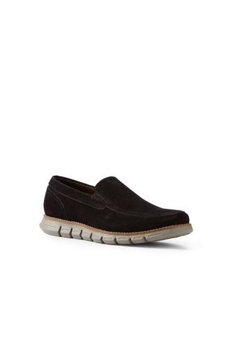 Men's Casual Comfort Suede Loafers