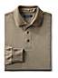 Men's Herringbone Jacquard Supima Polo Shirt