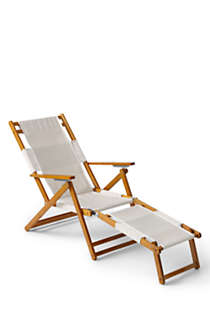 Wooden Lounge Chair, alternative image