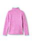 Strickfleece-Pullover für große Mädchen