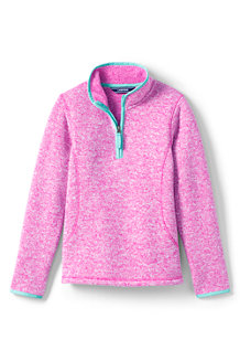 Girls' Sweater Fleece Jumper