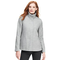 LandsEnd.com deals on Lands End Womens Lightweight Stand Collar Jacket