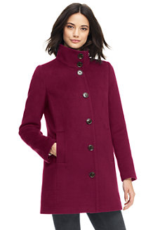 Women's Stand Collar Coat