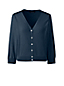 Women's Petite Supima Fine Gauge Dress Cardigan