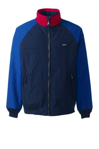 Men's Colourblock Classic Squall Jacket