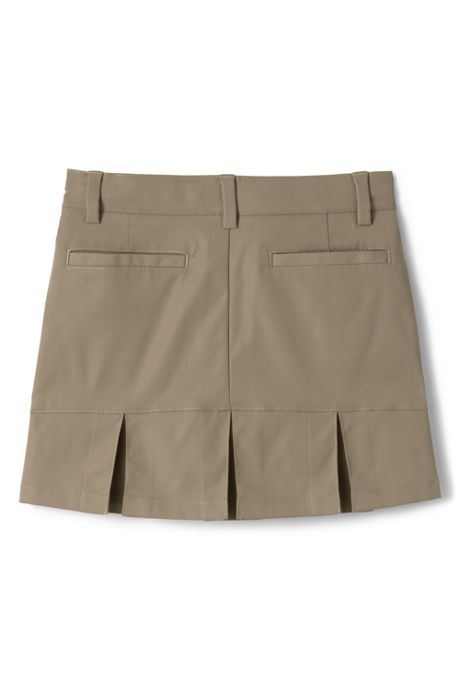 School Uniform Girls Active Chino Skort