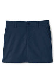 School Uniform Little Girls Active Chino Skort