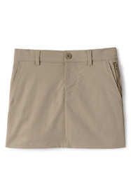 Little Girls Active Chino Skort