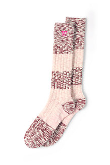 Thermaskin Melierte Winter-Socken für Damen