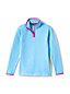 Little Girls' Fleece Half-zip Pullover