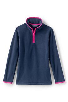 Girls' Thermacheck-100 Fleece Half-zip Pullover