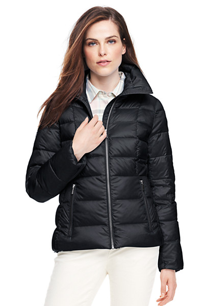 Lands' End - Ultraleichte Daunenjacke - 1