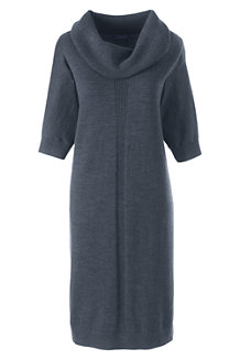 Women's Pure Merino Wool Dress