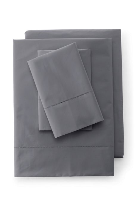 300 Supima Percale Solid Sheet Set