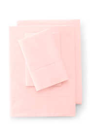 300 Supima Percale Solid Pillowcases