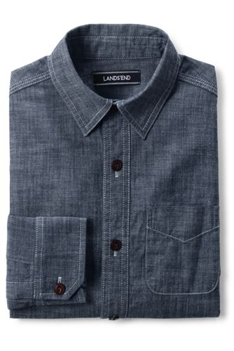 Boys' Chambray Shirt
