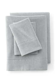 6oz Supima Flannel Heather Sheet Set