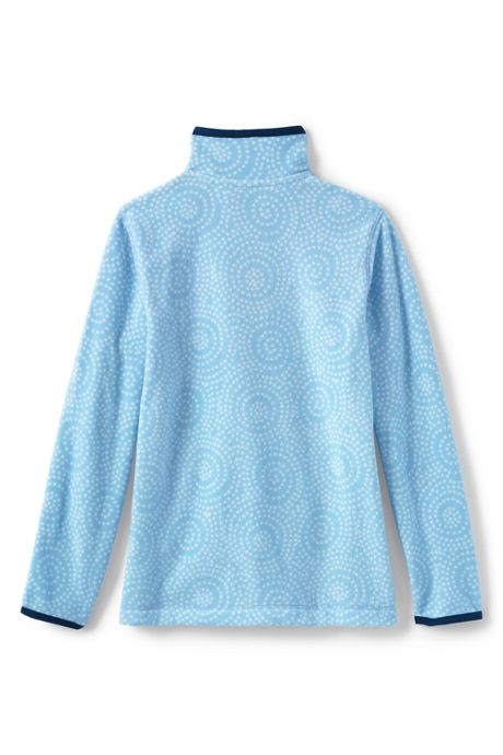 Little Girls Half Zip Fleece Pullover
