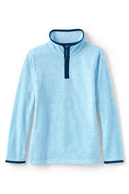Toddler Girls Half Zip Fleece Pullover