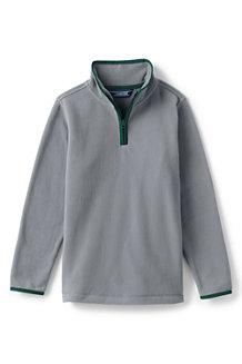 Boys' Half-zip Fleece Top