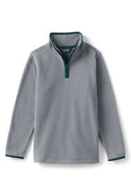 Toddler Boys Half Zip Fleece Pullover