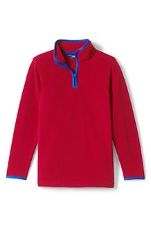Boys' Half-zip Fleece Top
