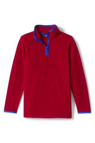 Little Boys' Half-zip Fleece Top