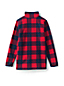 Gemusterter Fleece-Pullover für kleine Jungen