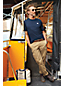 Le Chino Cargo Classique Pré-Ourlé, Homme Stature Standard