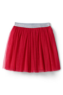 Girls' Soft Tulle Skirt