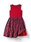 Little Girls' Taffeta Party Dress