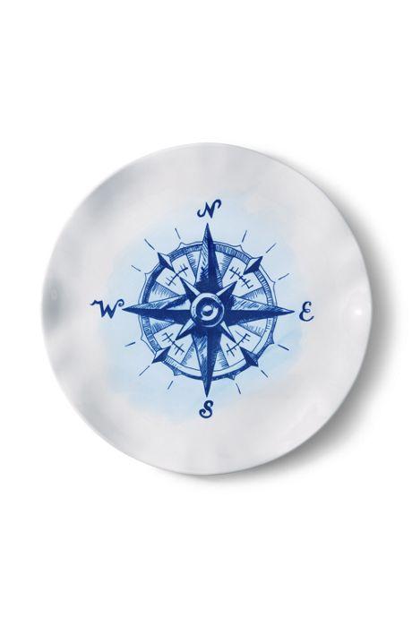 Nautical Melamine Platter
