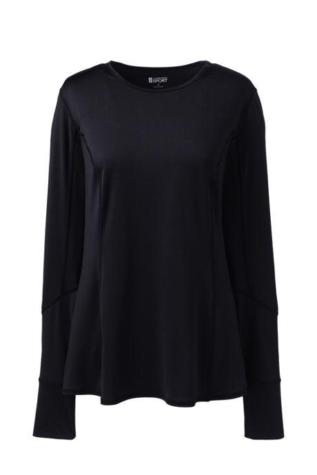 Women's Tall Active Long Sleeve T-shirt