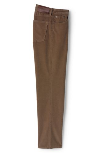 Men's Straight Fit Cord Jeans