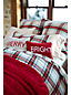 Needlepoint Word Pillow