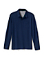 Men's Flannel-trimmed Polo Shirt