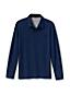 Jersey-Polo mit Flanell-Details für Herren