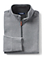 Le Pull Bedford Herringbone et Col Doublé Sherpa, Homme Stature Standard