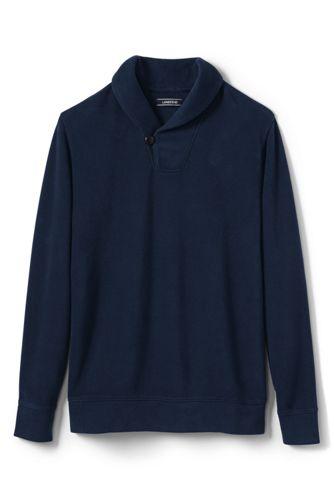 Bedford-Pullover mit Schalkragen für Herren