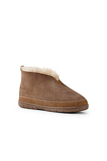 Women's Sheepskin Bootie Slippers