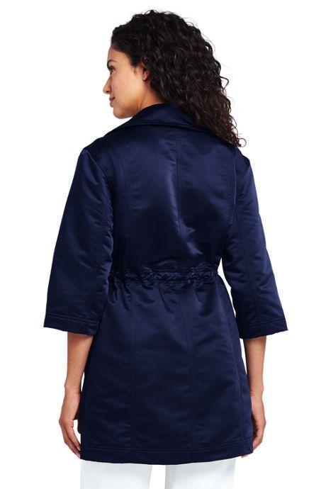 Women's Petite 3/4 Sleeve Topper