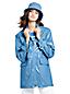 Women's High Shine Rain Coat