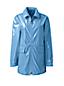 Le Manteau Rétro Brillant, Femme Stature Standard