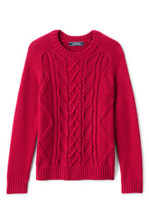 Boys' Drifter Cable Jumper