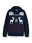 Boys' Shawl Collar Jumper