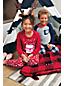 Boys' Chest Pocket Fleece Pyjamas