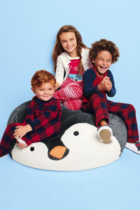 Boys Fleece Pajama Set
