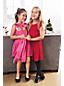 Toddler Girls' Cap Sleeve Velveteen Dress