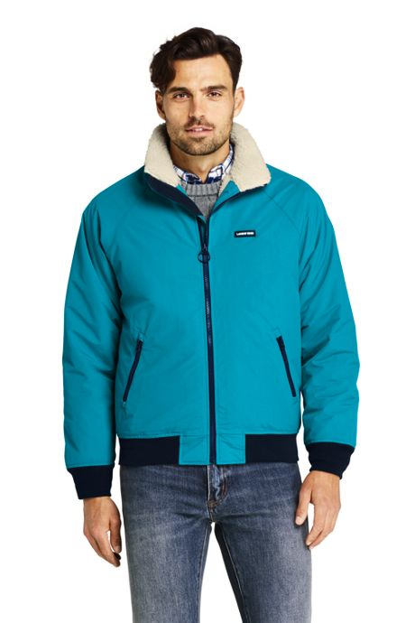 Men's Sherpa Lined Classic Squall Jacket